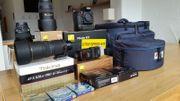 Nikon D700 Speed Kit makellos