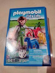 Playmobil CityLife Tierarzt Set 6411 -
