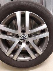 VW Alufelgen Sommerreifen 205 55r16V