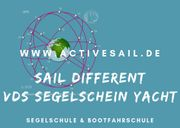 VDS Segelschein Yacht - Ausbildungstörn in der