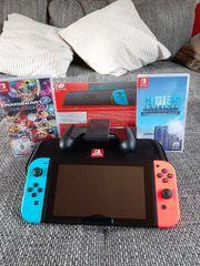 Nintendo Switch Komplettpaket mit Rechnung