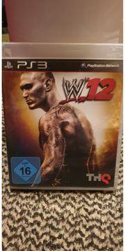 GT5 und WWE 2K12 PS3