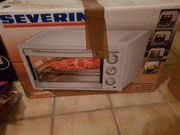 Severin Mini Backofen 1300 W