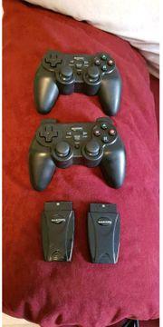 2x kabellose Controller für PS1