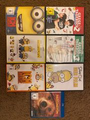 Kinder DVD s