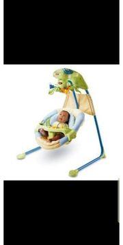 Elektrische Babyschaukel Fisher Price