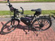 Herren E-Bike Trekkingrad KTM Itero