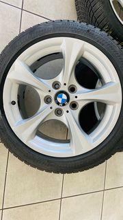 Winterräder BMW 225 45 R17