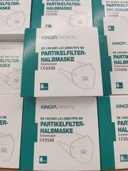 FFP2 Masken CE zertifiziert 6