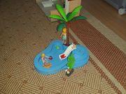 Playmobil Pool mit Zubehör-wie neu