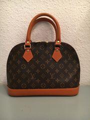 Louis Vuitton Handtasche Alma