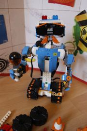 Voll funktionsfähiger Lego Boost Roboter