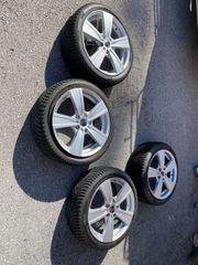 Alufelgen Reifen 2 Distanzscheiben für