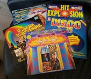 5 x VinylLp s Schallplatten19801978