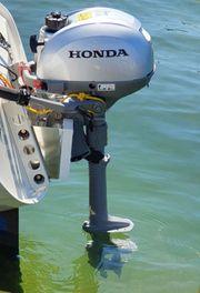 Honda Aussenbordmotor 2 3 PS -