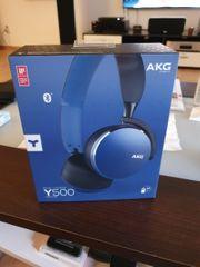 AKG Y500 Bluetooth Kopfhörer ungeöffnet