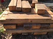 Antike Holzbalken