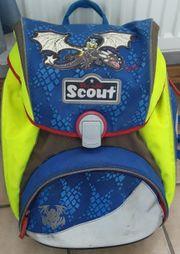 Scout Schulranzen Drachenreiter