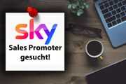 Sales Promoter für Sky m