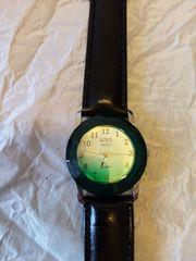 AGNEX Damen-Armbanduhr Quartz Stahlboden ungetragen