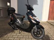Motorroller Marke IVA Jet Farbe
