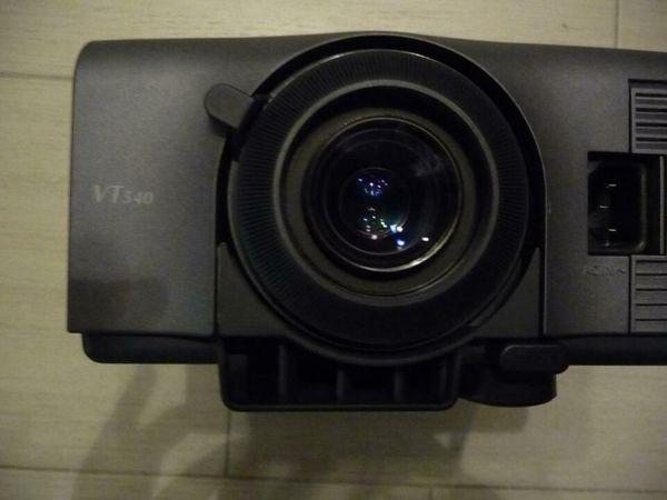 NEC VT540K MultiSync Beamer LCD