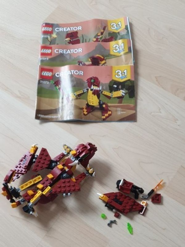 Lego Fabelwesen
