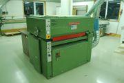 Breitbandschleifmaschine Bütfering FBS 1100