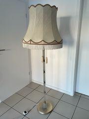 Vintage Stehlampe Wohnzimmer retro 70er
