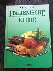 Kochbuch Dr Oetker Italienische Küche