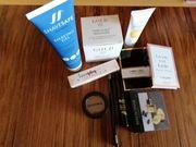 Kosmetikpaket Wimpernserum Lippenbalsam etc Alles