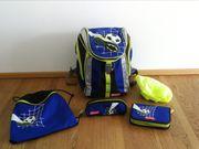 Schultasche - Step by step