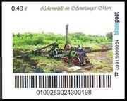 Biberpost BiNr K 11-667 01