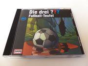 Die 3 CD - Fußballteufel Folge