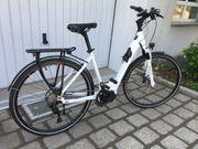 E-Bike Quantor Trekking Hardtrail 3