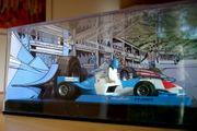 Modellauto Michel Vaillant F1-2003