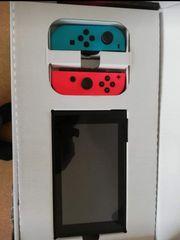 Nintendo Switch inklusive Spiele