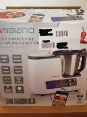 Multifunktionale Küchenmaschine von Ambiano mit