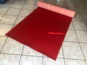 Roter Teppich Hochzeitsläufer 1 00m