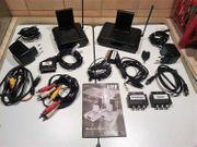 Funkübertragungssystem Audio Video