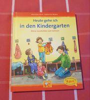 Kinderbuch Heute gehe ich in