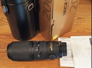 Nikon AF Micro Nikkor 200