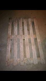 Holzpalette
