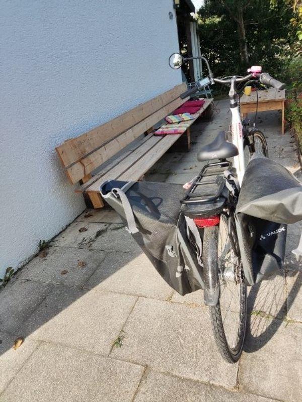 Elektro Damen Fahrrad