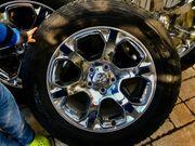 Alufelgen mit Reifen für Dodge