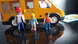 Spielzeug: Lego, Playmobil - Playmobil 6866 Schulbus Ghostbuster Auto