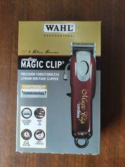 Wahl Cordless Magic Clip Haarschneidemaschine