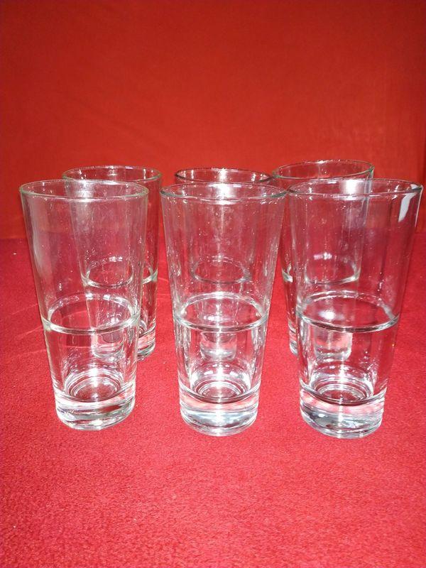 Glas 350, 400 ml 8 Stück