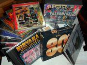 Original Best-Of-CD-Sammlung Rock Pop Sampler