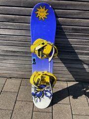 Burton Kinder Snowboard mit Bindung